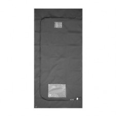 BODY BAG HUMAN REMAINS POUCH , Curved Zip. Deceased Funeral Bag