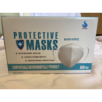 KN95 FFP2 Protective Face Masks 1 x 50