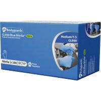 BLUE NITRILE BODYGUARDS Medical Examination Gloves GL890