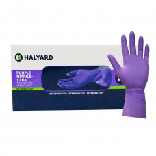 Purple Nitrile Xtra Gloves