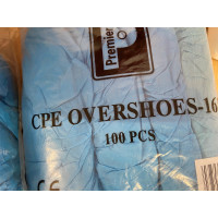 OVERSHOES Disposable Polythene