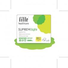 Supreme Light Small Incontinece Pads