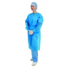Long Sleeve Stockinette Cuffs Examination Gown